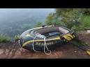 Обзор одноместной надувной лодки SEAHAWK 1