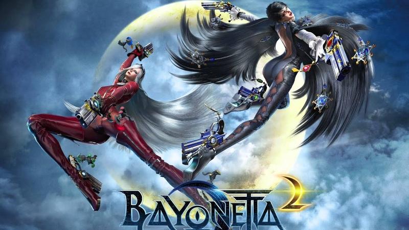 Bayonetta 2 Game Movie All Cutscenes Include Substitle