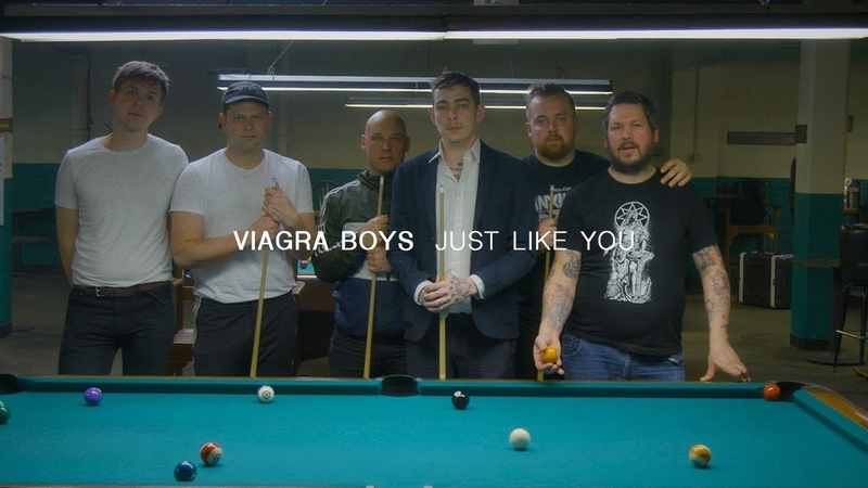 Viagra Boys - Just Like You | Audiotree Far Out