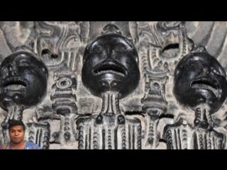 Машинные технологии Древнеи Индии. Храм Хосаилешвара