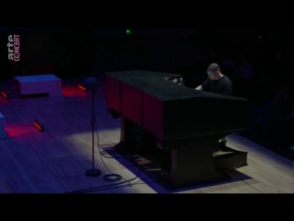 Bach Goldberg Variations Organ version Cameron Carpenter