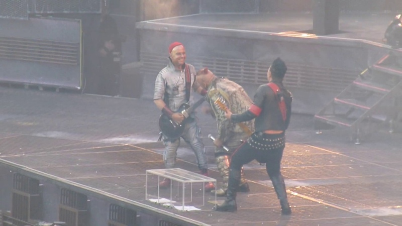 03 Tattoo - Rammstein - Eden Arena - Prague - 20190717 HD