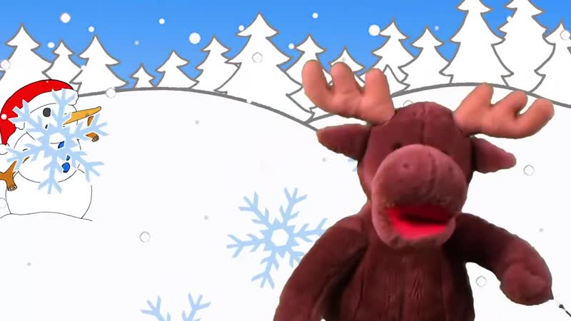 3Counting Snowflakes - Christmas Songs for Kids