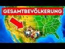 12 merkwürdige geographische Fakten über die USA, die dir noch nie jemand erzählt hat