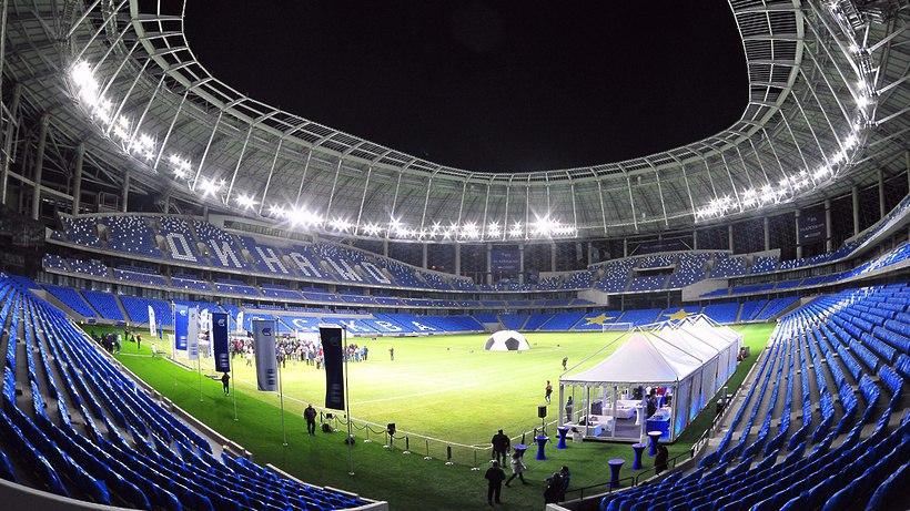 В декабре состоится официальное открытие обновленного стадиона в Петровском парке
