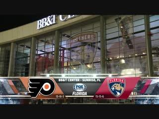 Nhl 2018/12/29 | rs | philadelphia flyers vs florida panthers| fs f