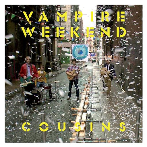 Vampire Weekend альбом California English Pt. 2