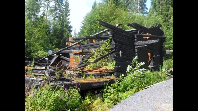 Deserted houses,Vantaa_Espoo Finland UE-11
