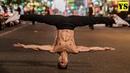 Crazy BALLET Master Alex Wong Dance Yurich SPORT