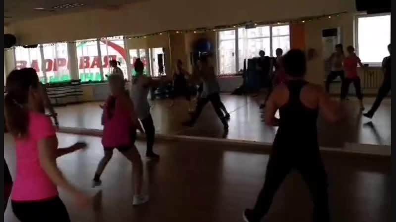 Зумба / Ирина
