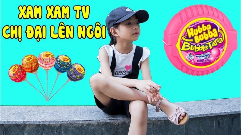 Chị Đại Gặp Cao Thủ - Bài Học Cho Bé ♥ Xam Xam TV