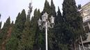 Оставят ли фонари в г.Алупка
