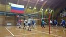 Нерастанное и Талалихино 4 партия волейболчехов