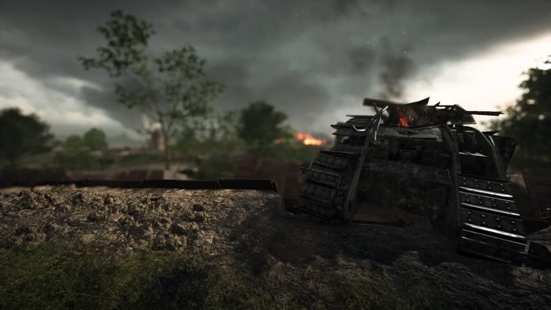 Battlefield 1 River Somme
