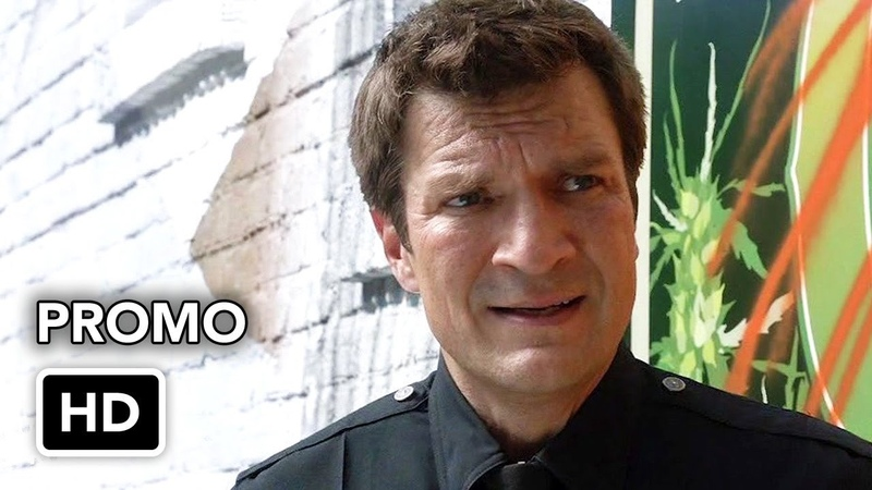 The Rookie 1x05 Promo The Roundup (HD) Nathan Fillion series