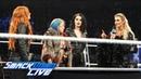 Becky Lynch, Charlotte Flair & Asuka make their TLC Match official: SmackDown LIVE, Dec. 4, 2018