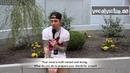 Vocalvictim backstage with ARCHITECTS 02.04.2014 München