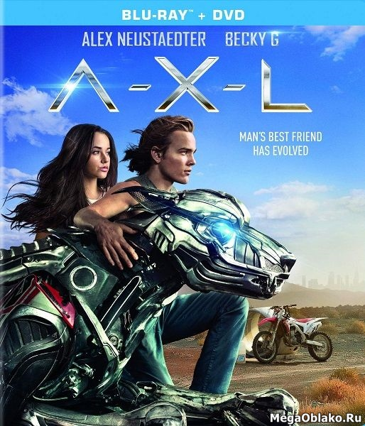 Аксель / A.X.L. (2018/BDRip/HDRip)