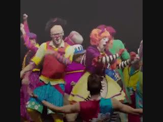 В Москве украли клоунские костюмы из цирка на 1 млн