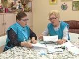 Участие в слёте серебряных волонтеров