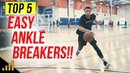 5 Easy Basketball Moves To Shift Defenders and BREAK ANKLES