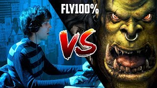 WC3 Grubby (Orc) vs. Fly100 (Orc) [BlizzCon 2010 G2] | Warcraft 3