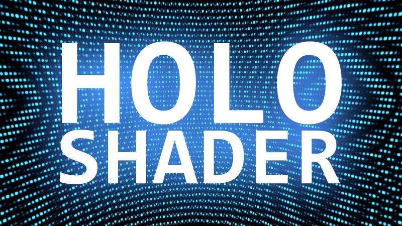 Lets Make a Hologram Shader