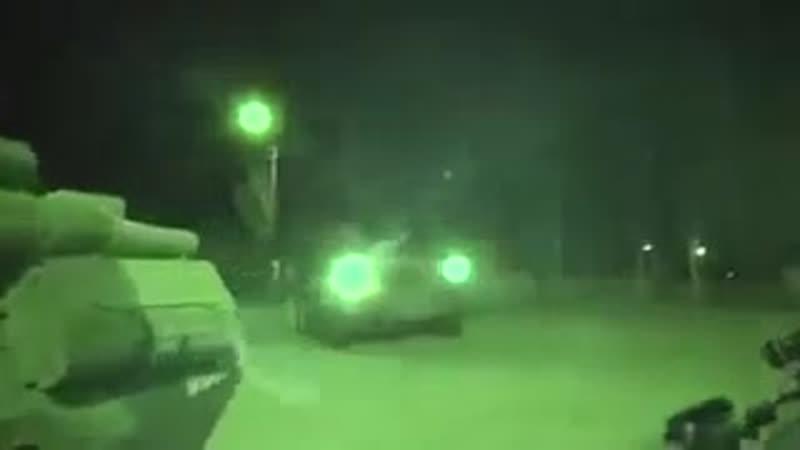 Вооруженный штурм россиянами безоружных украинских морпехов в Феодосии