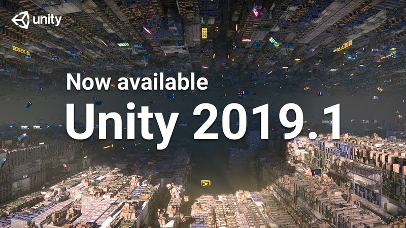 Unity 2019.1 released Burst Compiler, Lightweight Render Pipeline, Shader Graph and more