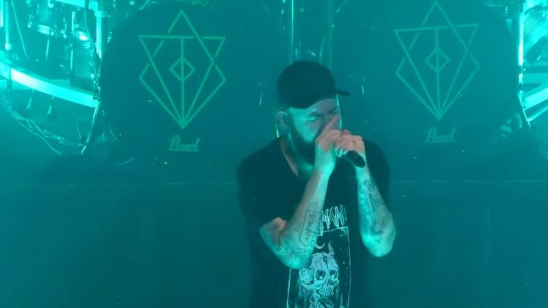 In Flames - The Chosen Pessimist - live in Zurich @ Komplex 457 18.04.2019