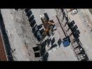 Турция доставляет бетонные блоки в Идлиб
