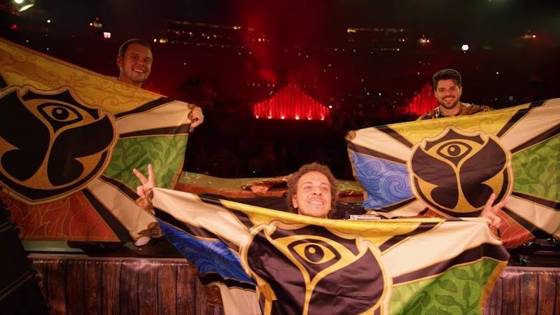Armin van Buuren x Vini Vici x Alok feat. Zafrir - United (Official Fan Video)