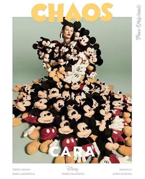 Микки Маусу – 90 лет! Представители модной индустрии не смогли оставить без внимания юбилей самого популярного персонажа The Walt Disney Company, ставшего символом американской поп-культуры. Издание Chaos Sixty Nine посвятило ему свежий номер, пригласив д