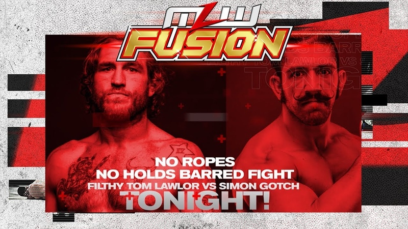 MLW Fusion Episode 36: Tom Lawlor vs. Simon Gotch - NHB Fight