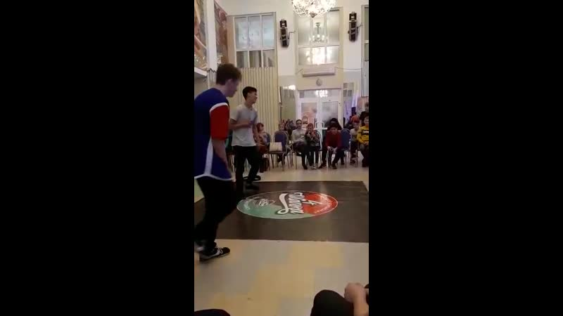 «ШАПКА-4» Big Bro VS bboy Kima