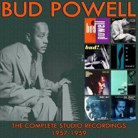 Bud Powell альбом The Complete Studio Recordings: 1957-1959