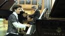 Jürg Hanselmann Schirazula Marazula aus Tabulatura 2005 Sandra Jürg Hanselmann Klavier