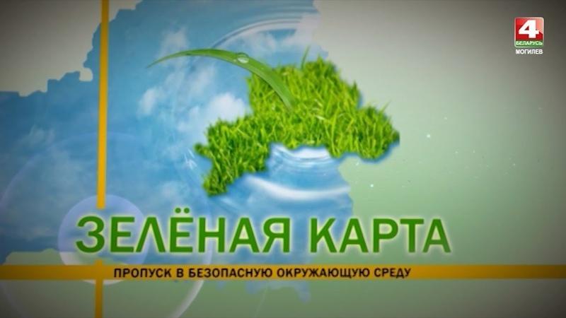 Зелёная карта: Шкловский район [БЕЛАРУСЬ 4| Могилев]