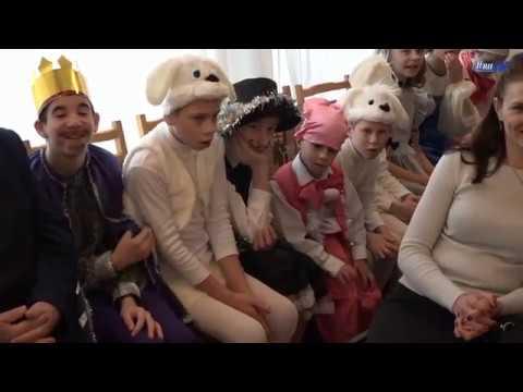 Новогодняя благотворительная акция Наши дети в Волковысском детском доме