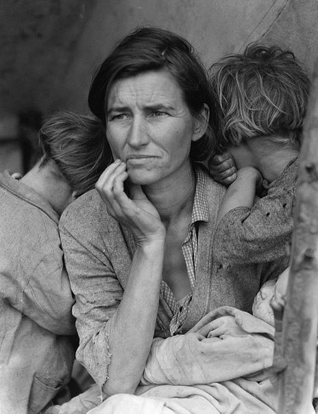 История фото. Посмотрите в её глаза, 1936