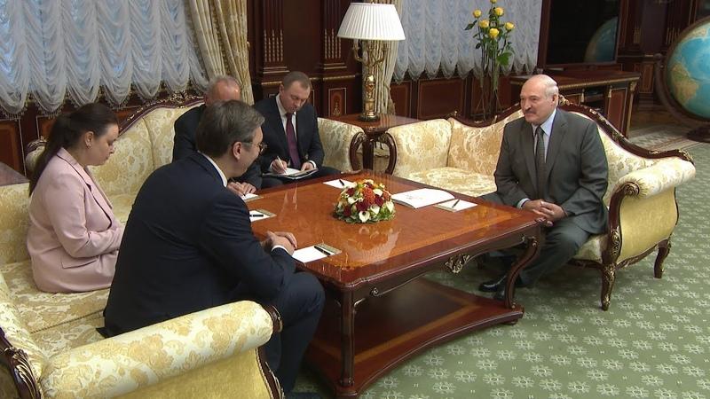 Беларуси и Сербии нужно усилить торгово-экономическое взаимодействие