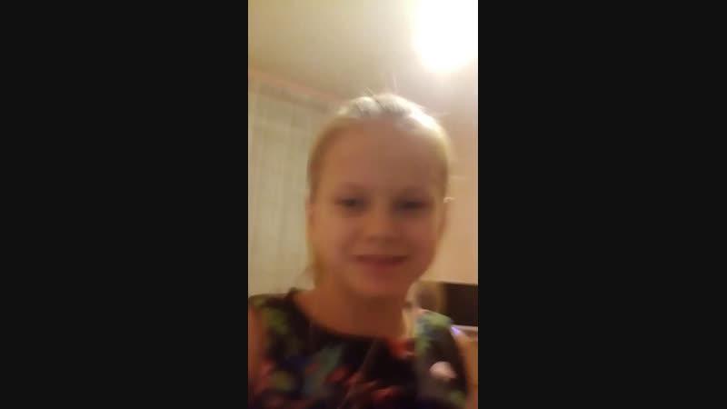 Настя Михеева - Live