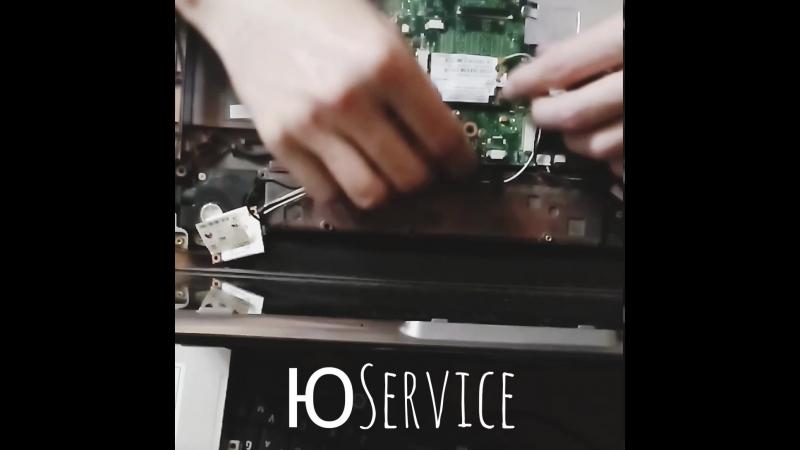 Ремонт ноутбука Toshiba в Ижевске