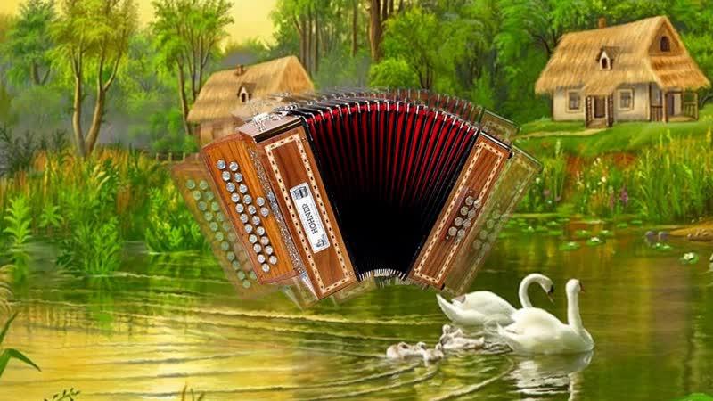 А в деревне запела гармонь-Сл.и муз.-Валерий Белкин,исп.Евгения и Валерий Белкины