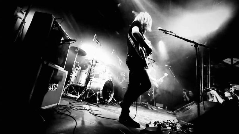 HibOO dScene Band of Skulls Patterns (Live @ Flèche dOr, Paris   21.01.2010)
