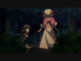 [MiraiDuB] Улисс: Жанна д'Арк и рыцарь-алхимик / Ulysses: Jehanne Darc to Renkin no Kishi - 3 серия (MVO)