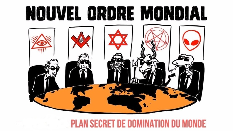 VERS LA MONDIALISATION DU NOUVEL ORDRE MONDIAL (Pr Sébastien PAYET) - 07/01/2019