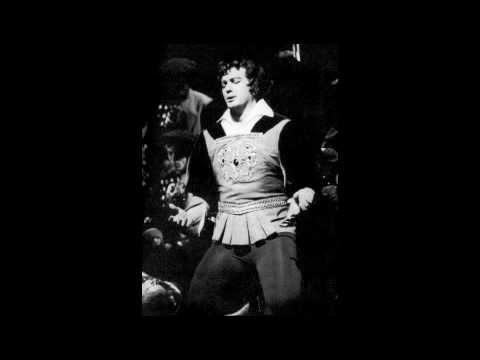Franco Corelli L'amour Ah leve toi soleil avec le souffleur The legendary diminuendo