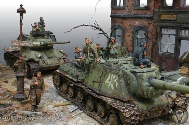 Немцы о наших дедах...