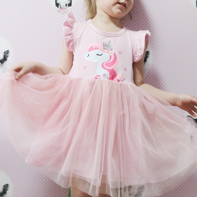 Нарядное платье для маленькой принцессы